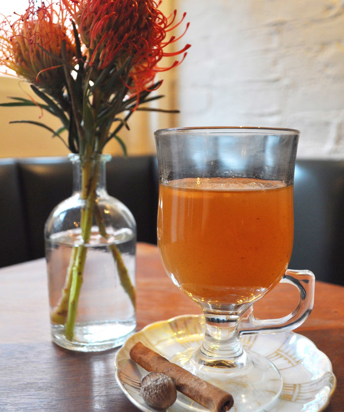 The Eddy Mulled Cider