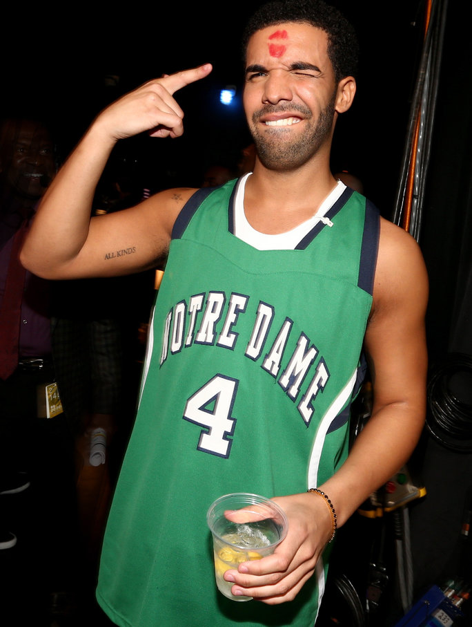 If You're Reading This, It's Too Late to Buy Drake's Tom Ford Lipstick