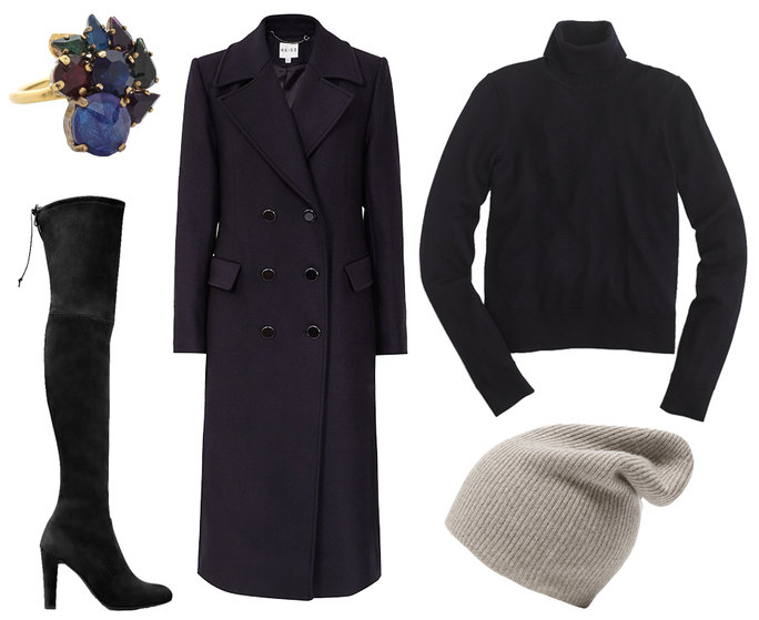 50 Chic Winter Wardrobe Must-Haves