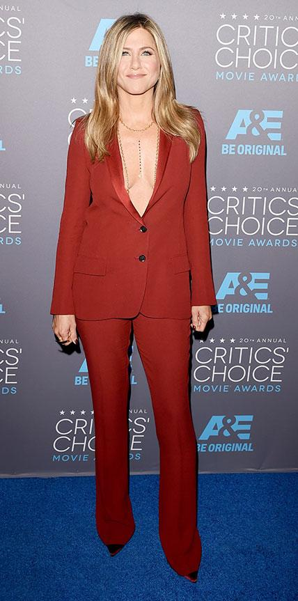 Jennifer Aniston in Gucci