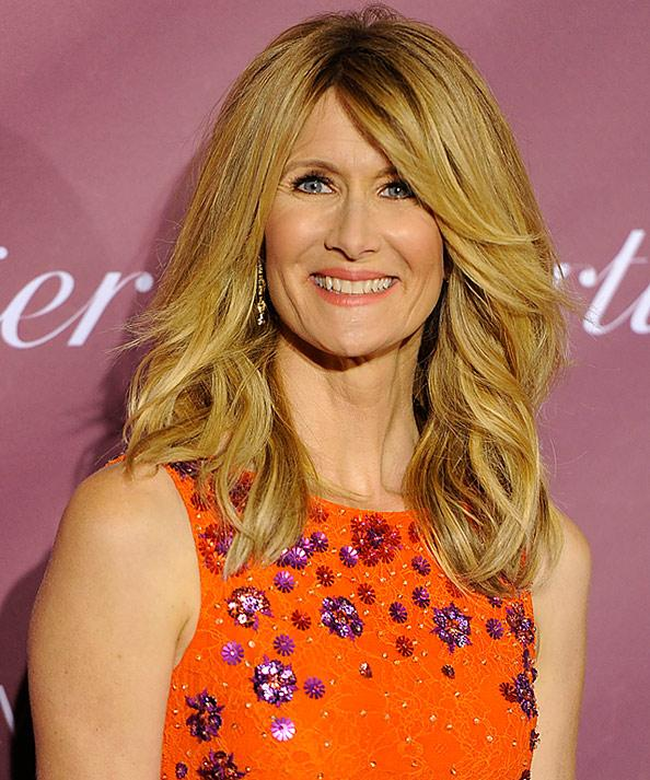 """Laura Dern's Stylist Says the Actress's Look for the 2015 Oscars Will Not Be """"A Big Froofy Gown"""""""
