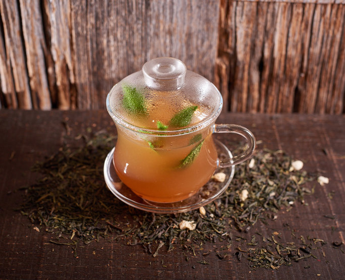 Rescue Yourself from the Cold with This Ginger-Infused Hot Toddy Recipe