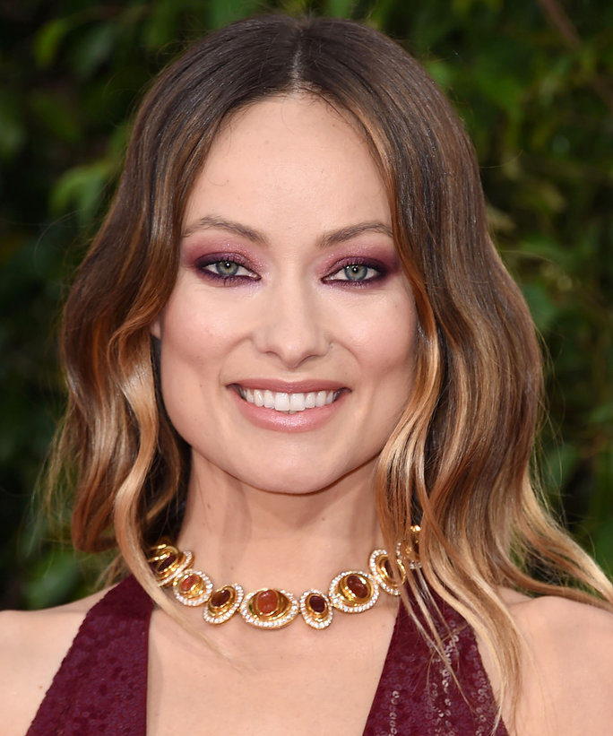 Olivia Wilde's Choker Necklace