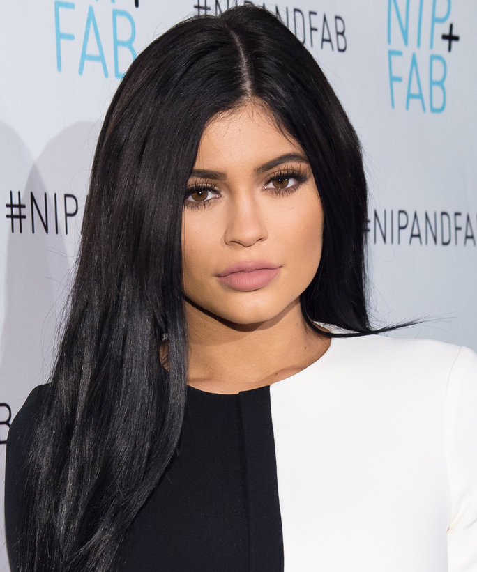 Kylie Jenner and Tyga Wear Coordinating Outfits in This Sweet Mirror Selfie