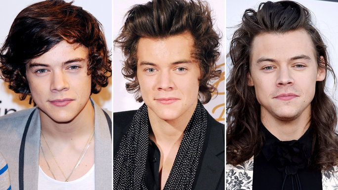 Happy Birthday to Harry Styles! See His Dreamiest Hair Moments to Date