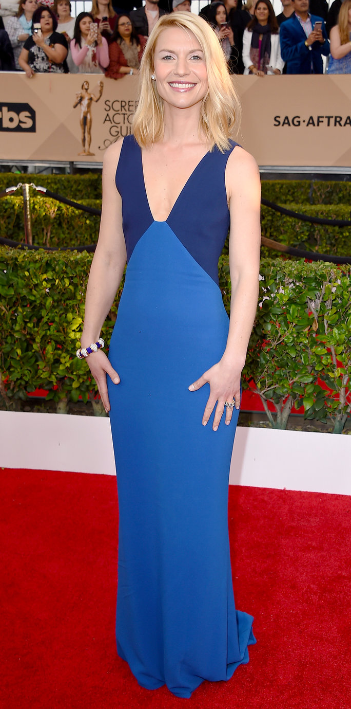 Claire Danes - Screen Actors Guild Awards 2016