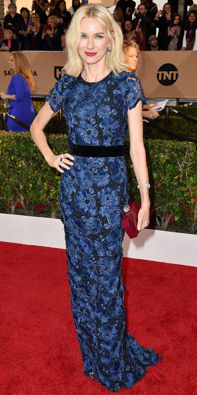 Naomi Watts - Screen Actors Guild Awards 2016