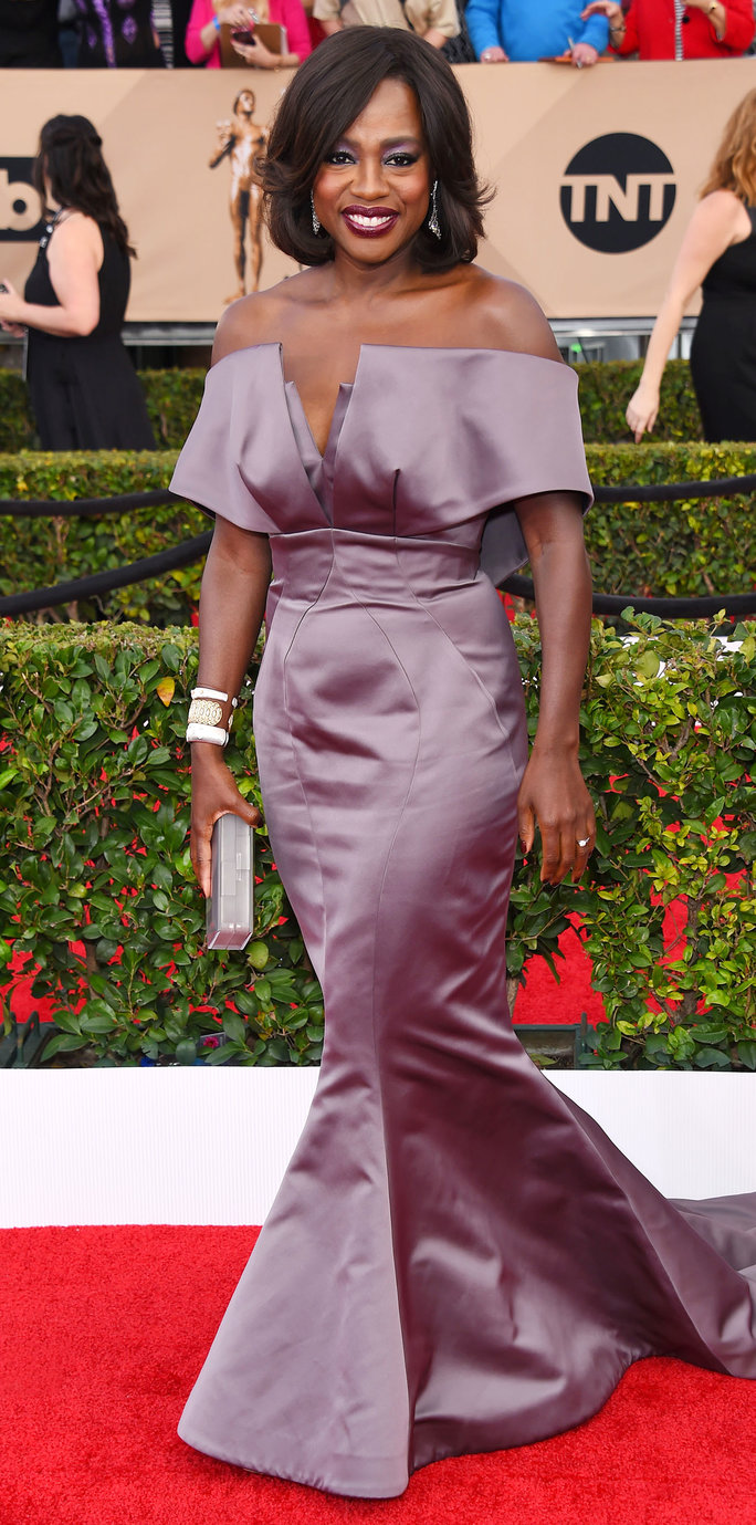 Viola Davis - Screen Actors Guild Awards 2016