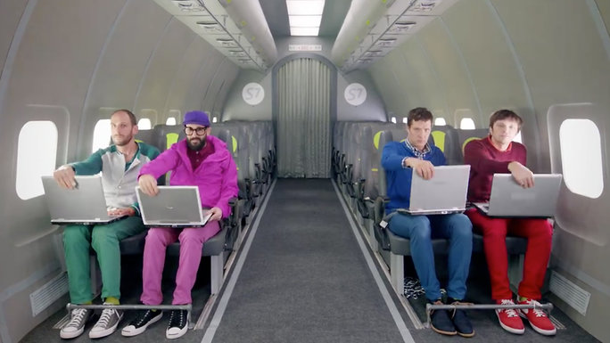 Ok Go Music Video