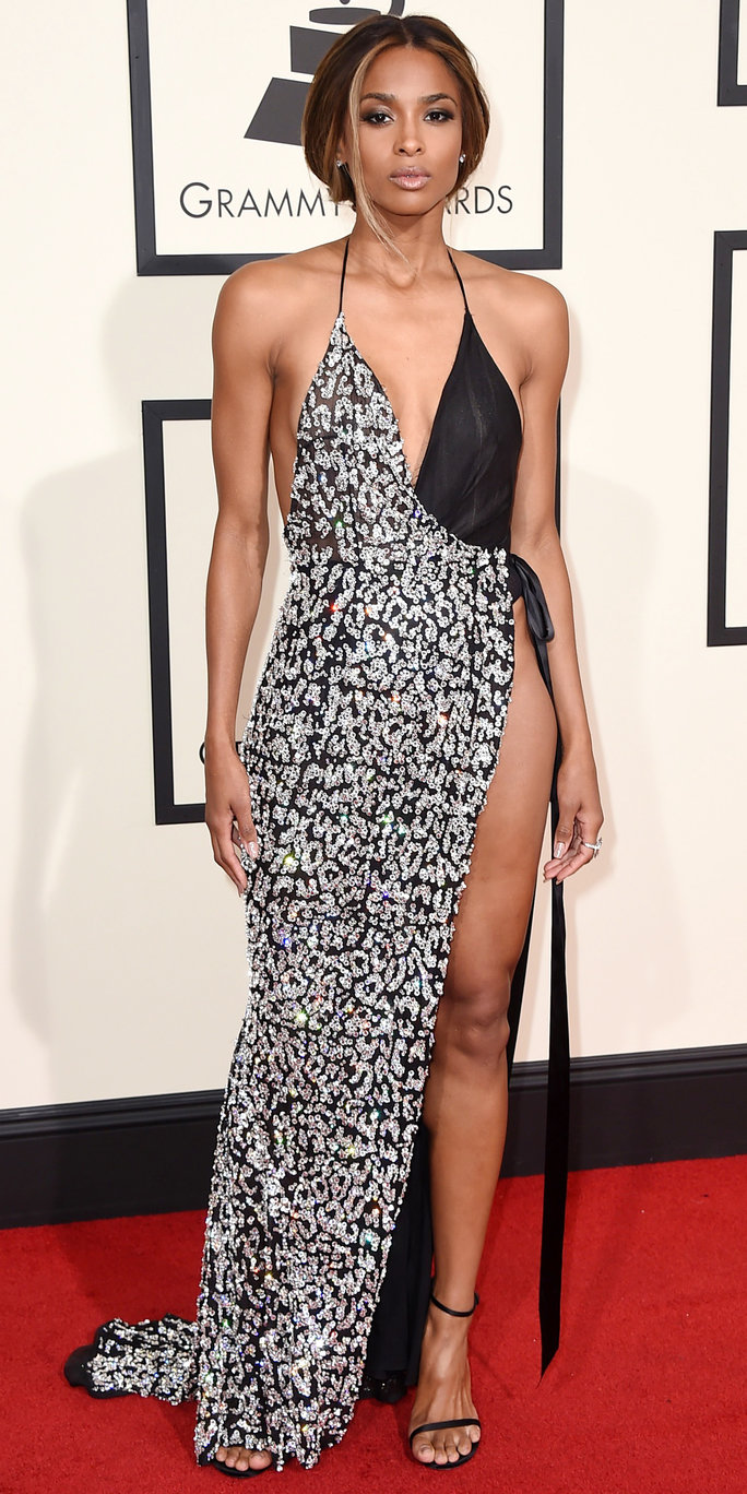 Ciara Reveals How To Avoid A Wardrobe Malfunction