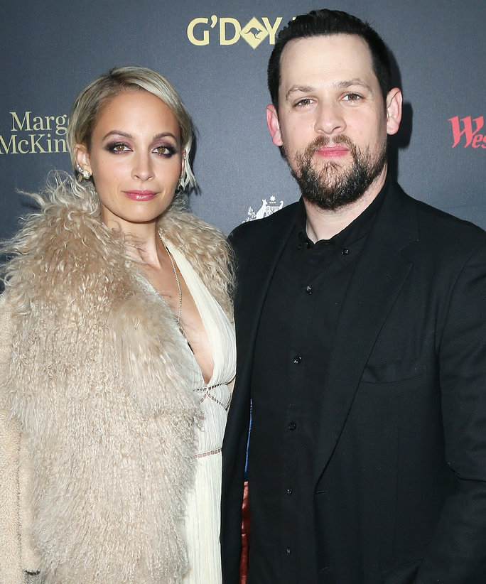 You Must Watch Joel Madden and Nicole Richie Swap Faces