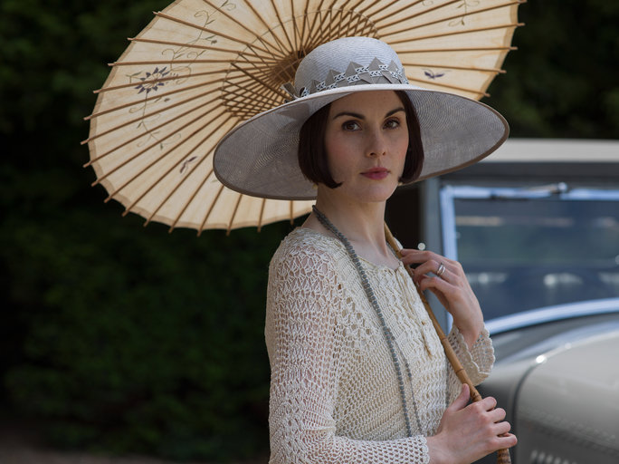Downton Abbey - Michelle Dockery as Lady Mary - Series Finale