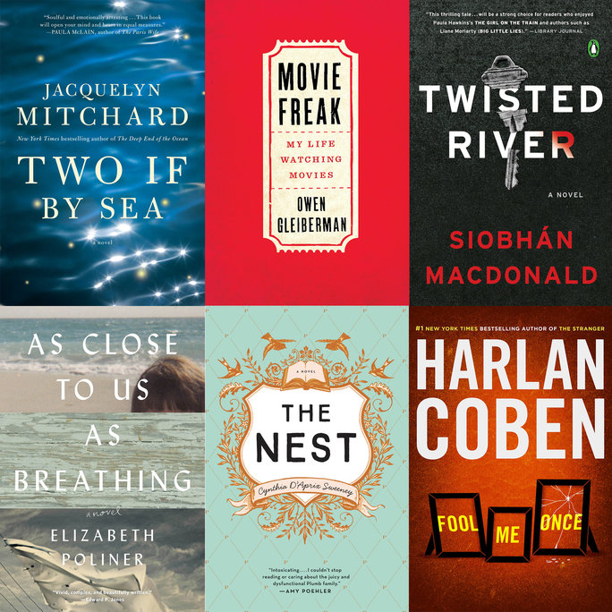 <em>InStyle</em> Book Club: 6 March Titles That'll Put a Spring in Your Step