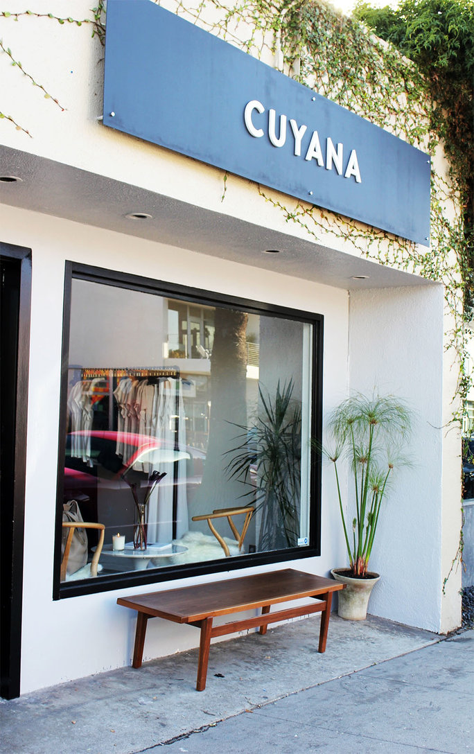 <em>InStyle</em> Editor Fave Cuyana Now Has a Store in Venice