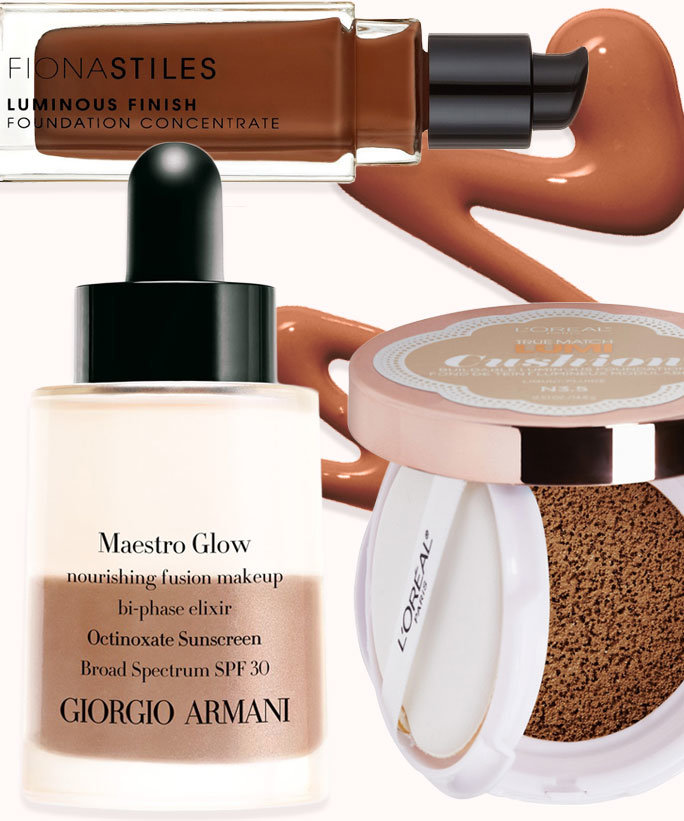 8 Glow-Enhancing Foundations You Need, Stat