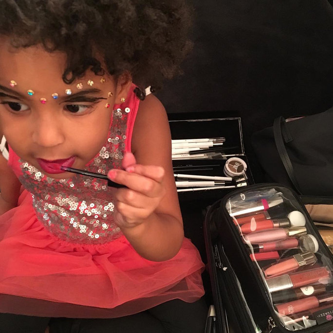 <p>She's the Ultimate Dress-Up Partner</p>