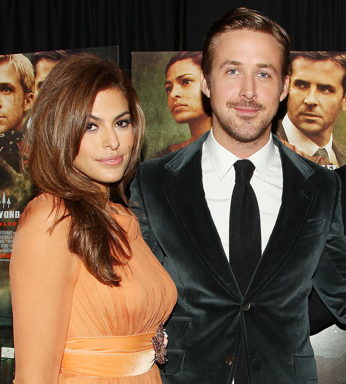 """Ryan Gosling Says Life with Eva Mendes and Their New Baby Is """"Heaven"""""""