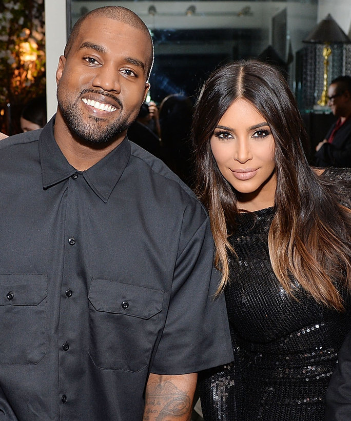 Watch Kanye West and Kim Kardashian Rock Out at Justin Bieber's L.A. Concert