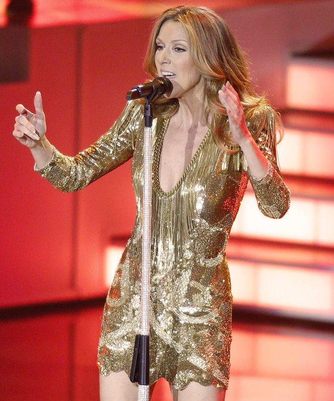 Happy Birthday Celine Dion! See 11 of Her Show-Stopping Concert Looks