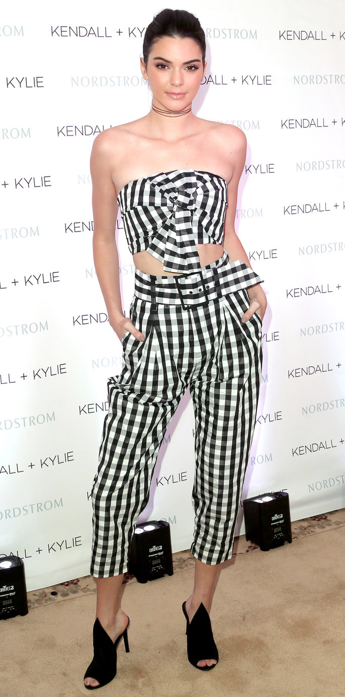 <p>In Kendall + Kylie, 2016</p>