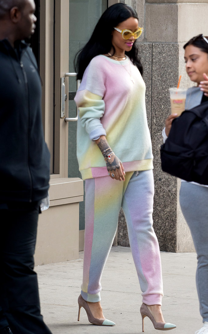 Rihanna Easter Egg Sweats Lead