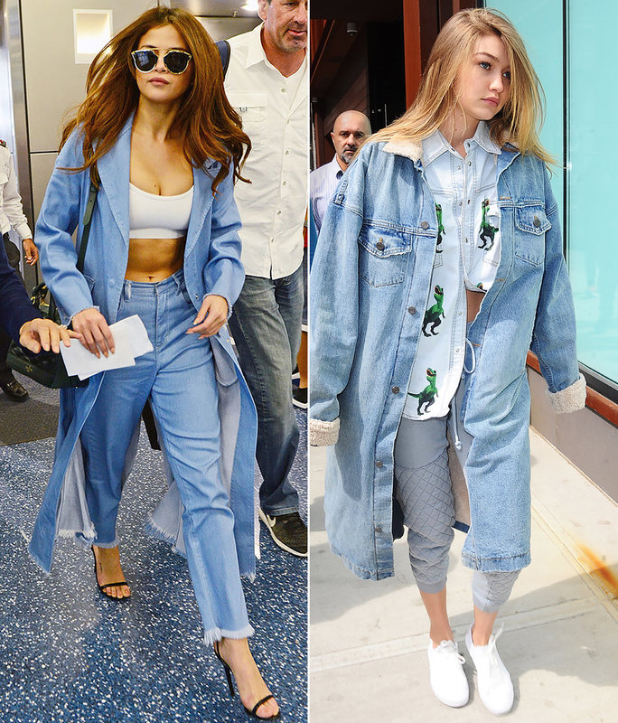 9 New Celebrity-Approved Ways to Double Up on Denim