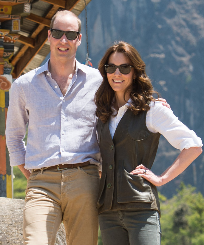 Kate Middleton Slips on Trusty Knee-High Boots for a Romantic Hike in Bhutan