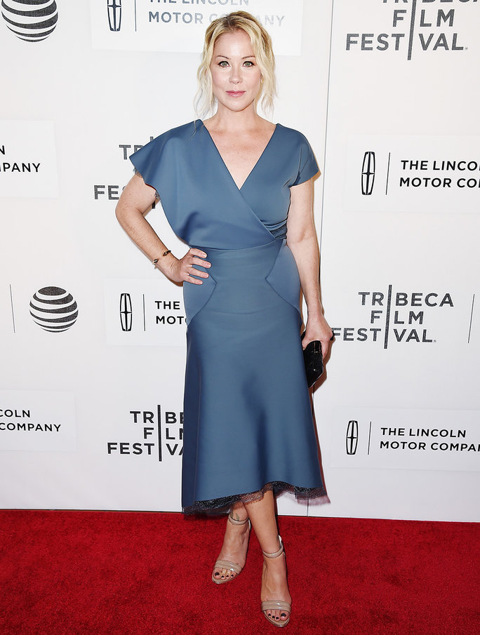 Christina Applegate Shares Her Genius Mother's Day Tradition