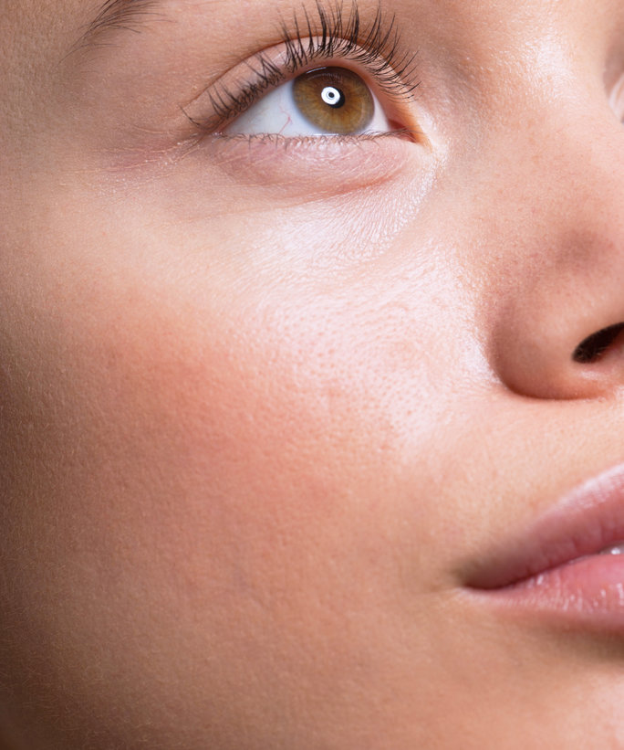Woman Face Close Up - Lead 2016