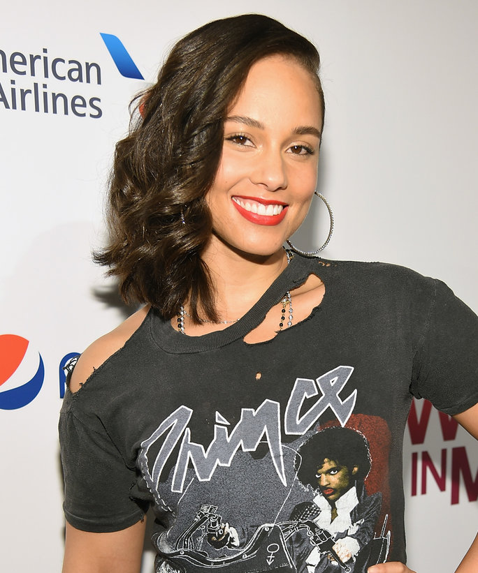 Alicia Keys's Niece Just Made Her Feel Like Superwoman IRL