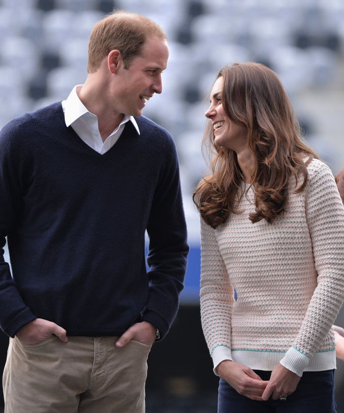 Happy Anniversary to Prince William and Kate Middleton! See 50 of ...