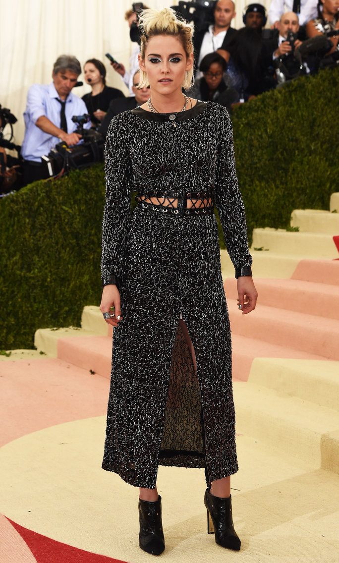 <p>In Chanel, 2016</p>