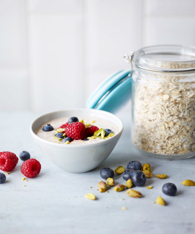 Overnight Oats - LEAD