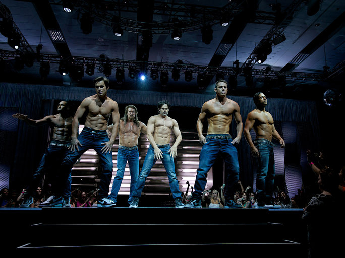Channing Tatum Is Bringing <em>Magic Mike Live</em> to Las Vegas