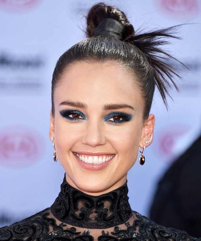 Jessica Alba Just Gave Her Hair a Total Summer Makeover