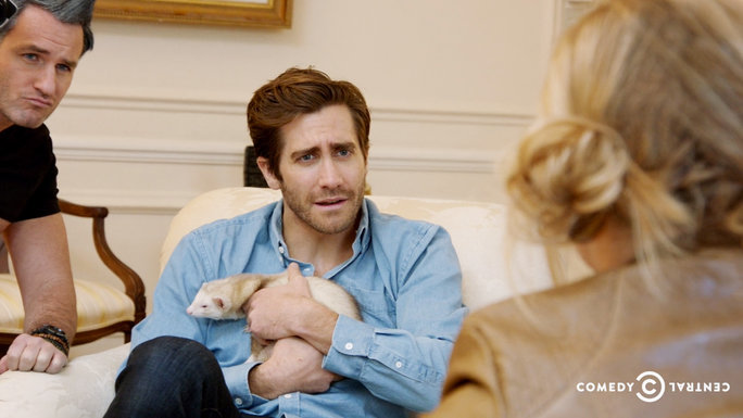 Jake Gyllenhaal on Inside Amy Schumer - Lead 2016