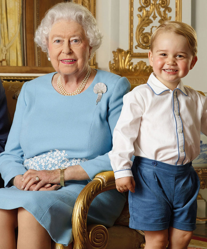 Prince George Makes an Appearance in a New Winnie-the-Pooh Story