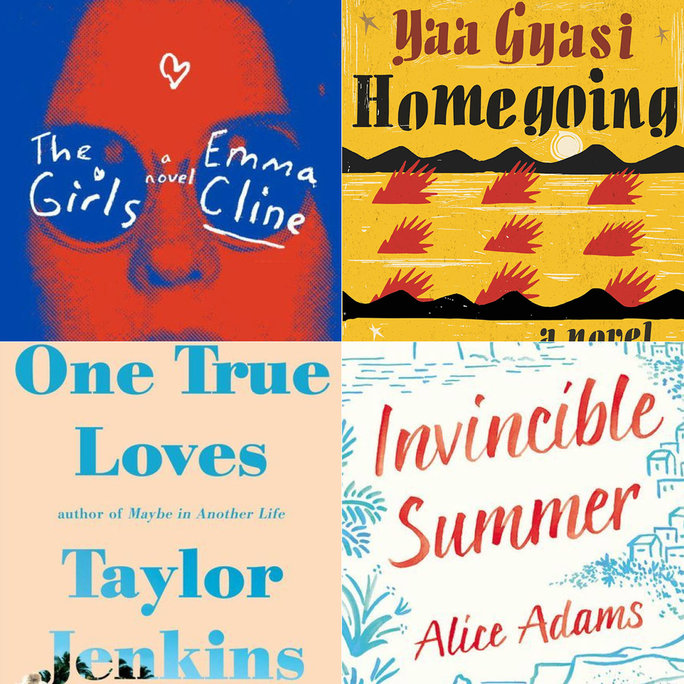 <em>InStyle</em> Book Club: 5 June Titles You Should Bring to the Beach