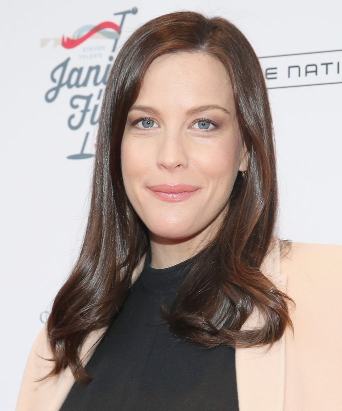 Pregnant Liv Tyler Shares a Super-Sweet Snap of Her Sons