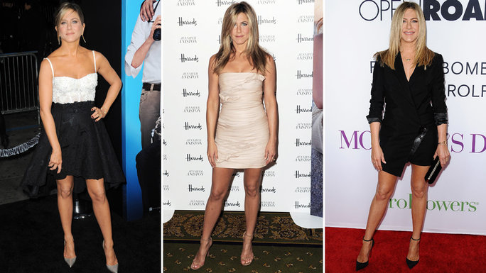 Jennifer Aniston Legs Workout Video | InStyle com