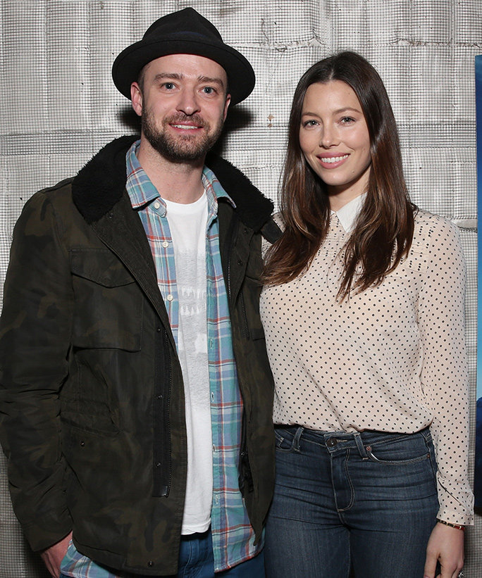 Justin Timberlake and Jessica Biel - Lead