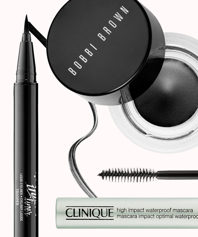 Melt-Proof Mascaras and Liners Lead