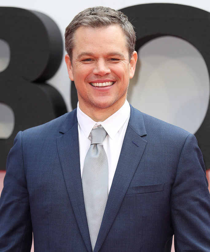 Matt Damon - Lead 2016