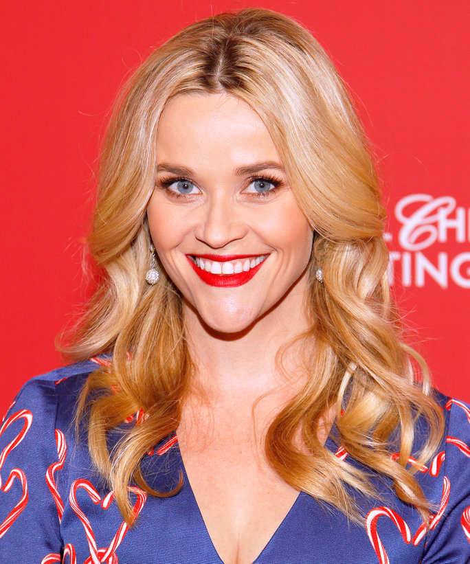 Reese Witherspoon National Christmas Tree Lighting - Lead 2016
