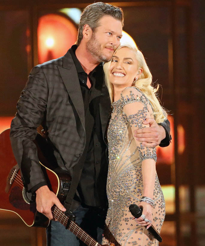 "Blake Shelton Wrote ""Go Ahead and Break My Heart"" to ""Try to Impress"" Gwen Stefani"