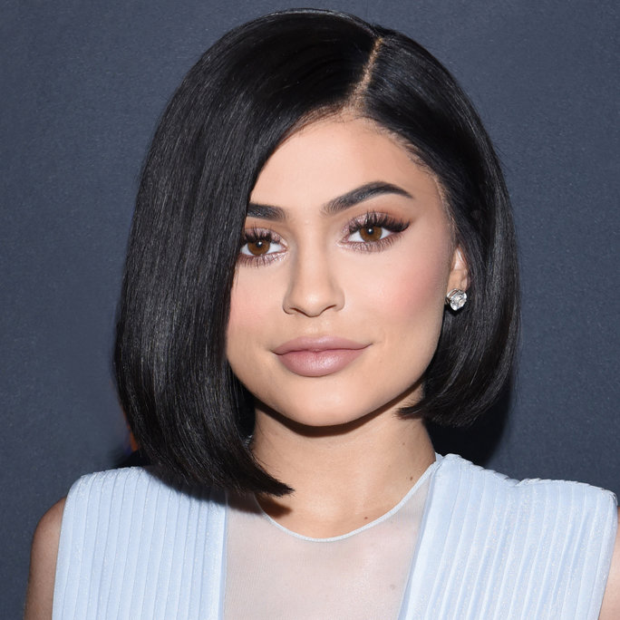 Kylie Jenner Bares Her Toned Midriff in an Off-the-Shoulder Crop Top