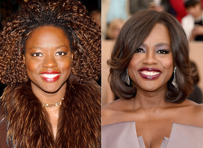 Viola Davis Turns 51 Today—See Her Most Gorgeous Hairstyles Through the Years