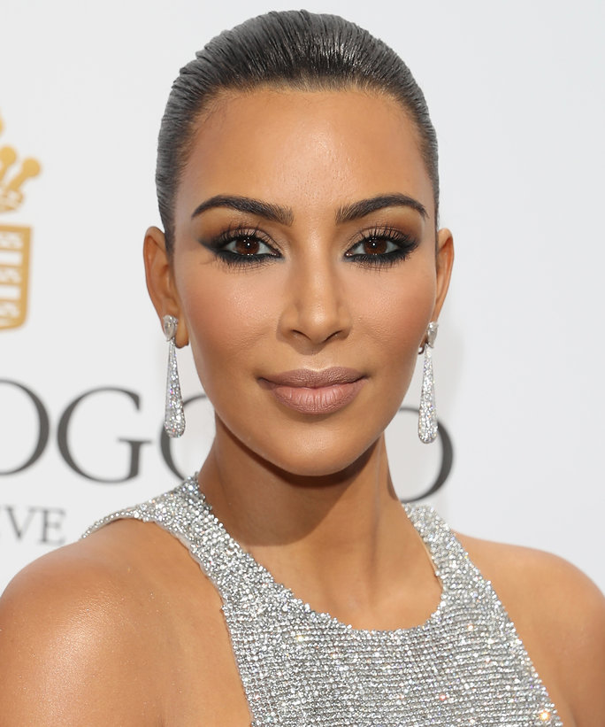 """Kim Kardashian West Breaks Her Diet for a Burger and Cheese Fries: """"Sometimes You Just Have to!"""""""