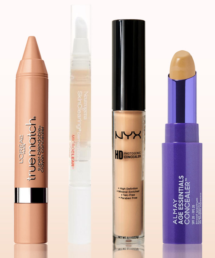 The 8 Best Drugstore Concealers Under $15