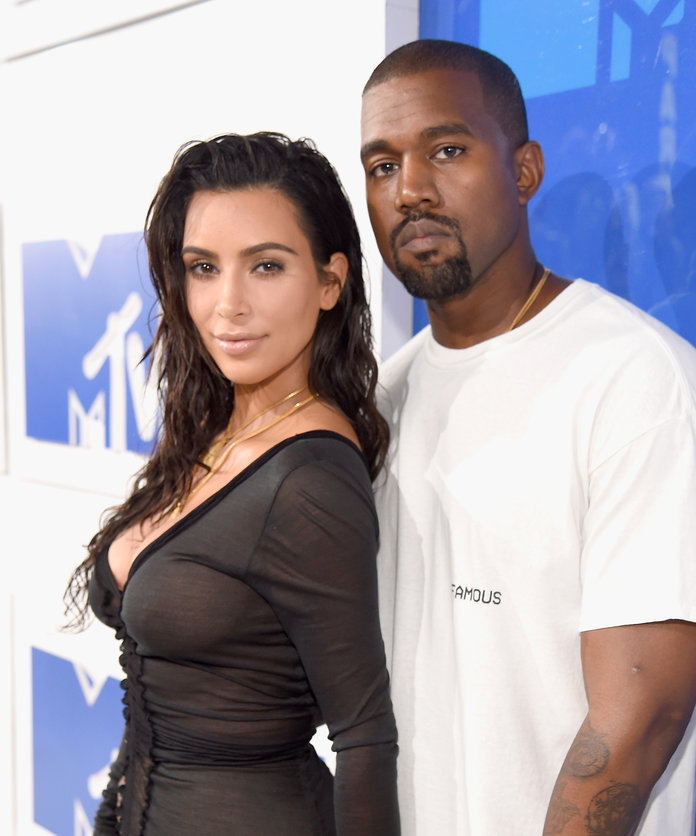 See the First Photo of Chicago West, Kim Kardashian and Kanye West's